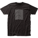 Joy Division Unknown Pleasures Classic Fitted Jersey T-Shirt