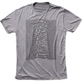 Joy Division Unknown Pleasures Classic Fitted Tri-blend T-Shirt