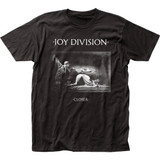 Joy Division Closer Classic Fitted Jersey T-Shirt