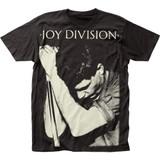 Joy Division Ian Curtis Classic Big Print Subway T-Shirt