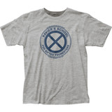X-Men Xavier's School Fitted Jersey T-Shirt