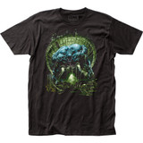 Venom Sewer Fitted Jersey T-Shirt