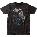 Venom Scream Fitted Jersey T-Shirt