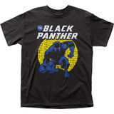 Black Panther Spotlight Adult T-Shirt