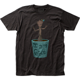 Guardians of the Galaxy Dancing Groot Fitted Jersey T-Shirt