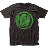 The Incredible Hulk Fist Bump Fitted Jersey Classic T-Shirt