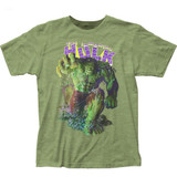 The Incredible Hulk Immortal Hulk Fitted Jersey Classic T-Shirt