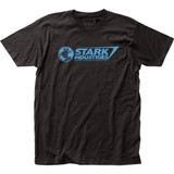 Iron Man Stark Industries Fitted Jersey Classic T-Shirt
