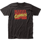 Marvel Comics Fitted Jersey T-Shirt