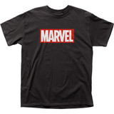 Marvel Comics Marvel Logo Adult T-Shirt