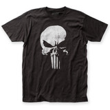 Daredevil Punisher Logo Fitted Jersey T-Shirt