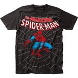 Spider-Man Amazing Classic Big Print Subway T-Shirt