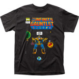 Thanos Come and Get Me Adult T-Shirt