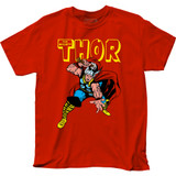 Thor War Hammer Adult T-Shirt