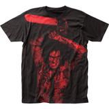 Evil Dead II Ash Williams Big Print Subway T-Shirt