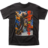 Godzilla Mothra Poster Adult Classic T-Shirt