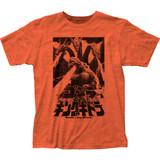Godzilla Fire Breathing Fitted Jersey Classic T-Shirt