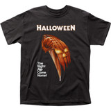 Halloween Night He Came Home Adult Classic T-Shirt