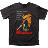 Texas Chainsaw Massacre Bizarre and Brutal Crimes Adult Classic T-Shirt