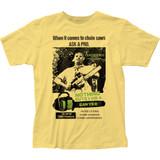 Texas Chainsaw Massacre Cuts Like a Sawyer Fitted Jersey Classic T-Shirt
