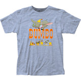 Dumbo Fitted Jersey T-Shirt