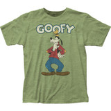 Goofy Thinking Fitted Jersey T-Shirt
