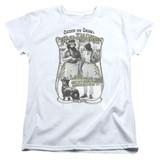 Cheech and Chong Up In Smoke Labrador S/S Women's T-Shirt White