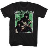 Motley Crue The Boys Black Adult T-Shirt