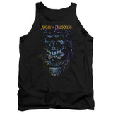 Army of Darkness Evil Ash Adult Tank Top T-Shirt Black