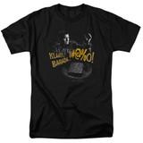 Army of Darkness Klaatu...Barada Adult 18/1 T-Shirt Black