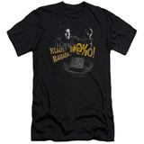 Army of Darkness Klaatu...Barada Adult 30/1 T-Shirt Black