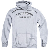 Beverly Hills Cop Mumford Adult Pullover Hoodie Sweatshirt Athletic Heather