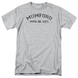 Beverly Hills Cop Mumford Adult 18/1 T-Shirt Athletic Heather