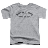 Beverly Hills Cop Mumford Toddler T-Shirt Athletic Heather