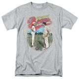 Bad News Bears Vintage Adult 18/1 T-Shirt Athletic Heather