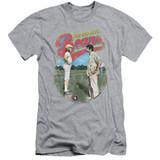 Bad News Bears Vintage Adult 30/1 T-Shirt Athletic Heather