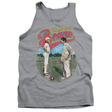 Bad News Bears Vintage Adult Tank Top T-Shirt Athletic Heather