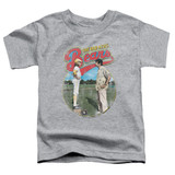 Bad News Bears Vintage Toddler T-Shirt Athletic Heather