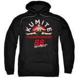 Bloodsport Championship 88 Adult Pullover Hoodie Sweatshirt Black