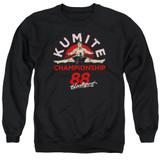 Bloodsport Championship 88 Adult Crewneck Sweatshirt Black