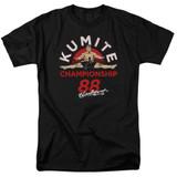 Bloodsport Championship 88 Adult 18/1 T-Shirt Black