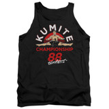 Bloodsport Championship 88 Adult Tank Top T-Shirt Black