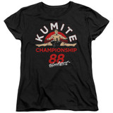 Bloodsport Championship 88 Women's T-Shirt Black