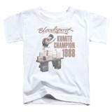 Bloodsport Dux Smash Toddler T-Shirt White