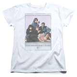 Breakfast Club Poster Women's T-Shirt White