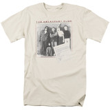 Breakfast Club Essay Adult 18/1 T-Shirt Cream