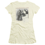 Breakfast Club Essay Junior Women's Sheer T-Shirt Cream