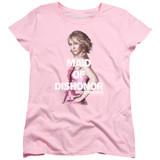 Bridesmaids Maid Of Dishonor Women's T-Shirt Pink