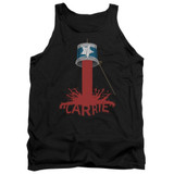 Carrie Bucket Of Blood Adult Tank Top T-Shirt Black