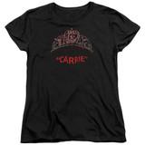 Carrie Prom Queen Women's T-Shirt Black
